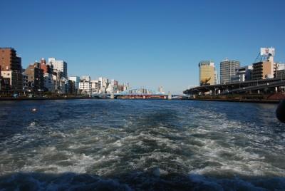 水上観光隅田川下り
