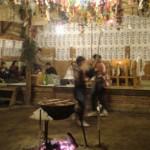 上黒川花祭り始まりました!!