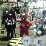 花祭り東栄町布川地区
