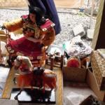 五月人形飾り