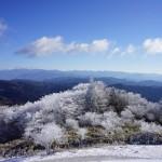スキーシーズン茶臼山