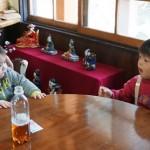 友人来訪と東栄町布川花祭り