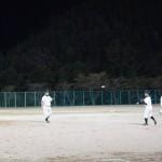 今シーズン最後の草野球