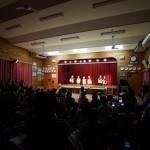保育園発表会と坂宇場花祭り