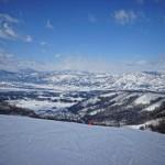 野沢温泉スキー2日目