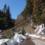 大雪大災害対応7日目事後