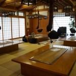 千代姫荘と木イチゴ