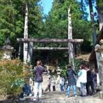 例祭ときてみん!奥三河in茶臼山