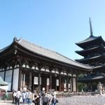 奈良旅行1日目興福寺東大寺