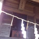 上黒川熊野神社秋例祭2012