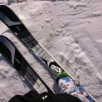 早速!!茶臼山高原スキー場