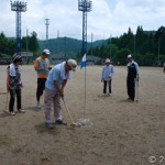 豊根村グラウンドゴルフ大会