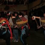 上黒川花祭り後編と葬儀