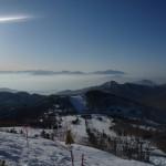 会社同期志賀高原スキー1日目