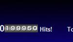 もうすぐ200000ヒット!!