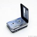 古いカセットテープを保存