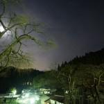 火災出動から星空撮影