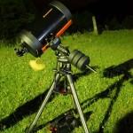 美化活動と星空観察会