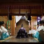 上黒川熊野神社秋祭と茶臼山芋煮会