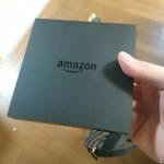 Amazon黒い箱到着