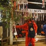 東栄町東園目・月花祭り