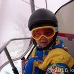 同期と志賀高原スキー1stDay