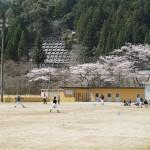 少年野球練習とショコラ通院