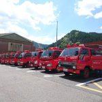 28年度消防団員訓練会そして歓迎会