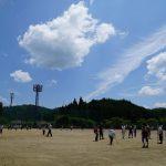 村のグラウンドゴルフ大会2016