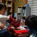 東京&豊橋から伯父さんズ来訪