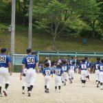 少年野球春期郡大会