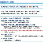 災害から復旧する事務工程を学びに岡崎へ
