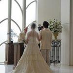 妻の妹さん、めでたく結婚挙式
