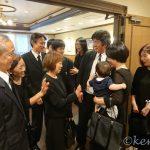 妻祖父葬儀参列@神奈川県平塚市