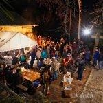 消防ポンプ積載車洗車→豊橋従兄弟宅新築祝い→東栄町布川ラスト花祭り