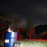 従兄弟の子たちと水遊び→図工教室キャンプ@駒ヶ原