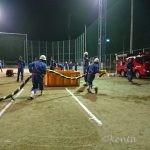 消防団操法練習会6日目