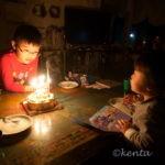 長男誕生10周年記念