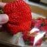 愛知東農協の巨大イチゴを食す