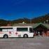 移動献血車がやってきた。過去5年最高記録更新!