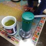 自家製抹茶製造器